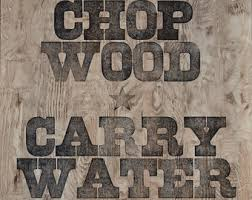 chopwood